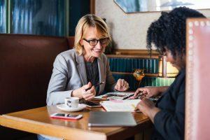 Imagen de mujer de negocios